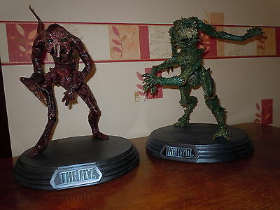 SIDESHOW EXCLUSIVE  THE FLY 2 MARTINFLY STATUE maquette horror no elite creature