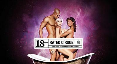 Up to 31% OFF Zumanity by Cirque du Soleil Discount Show Tickets Las Vegas 2019