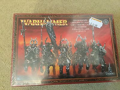 Slaves To Darkness - Chaos Knights Warhammer Age of Sigmar