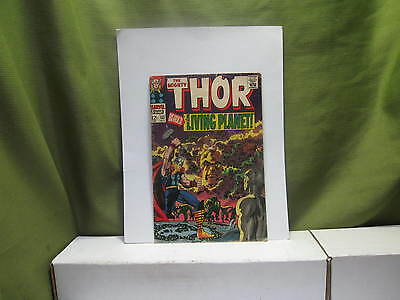 Thor #133 Marvel 1966  Lee Kirby Ego the Living Planet Key Book