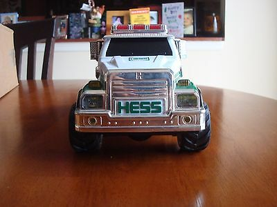 2011 Hess Transport Toy Tow Truck