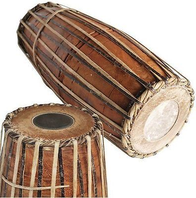 Mridangam Mirudang Mridanga Mridang South Indian Jack Fruit Woodwooden