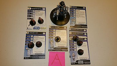 P Star Wars Miniatures Fringe Ugnuaght Boss Ugernaut Tech Droid Destroyer Demo