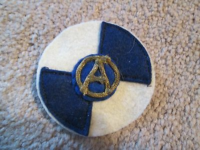WWI US Army patch IV 4th Corps,3rd Arrmy patch