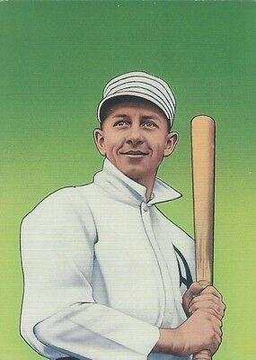 2000 Legends of Baseball #3408b Eddie Collins FDC postcard by USPS