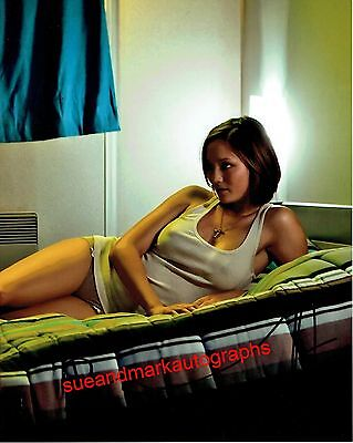 Pom Klementieff Mantis Marvels Guardians of the Galaxy 2   Autograph UACC RD96
