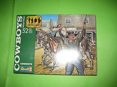 Cowboys By Revell Figures 1/72 - Ref.2554