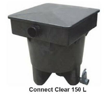 Koi Teichfilter Connect Clear Modulfilter 150 Liter incl. Deckel