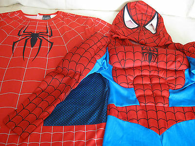 Spider-Man Costumes - Children's Size And Adult Size