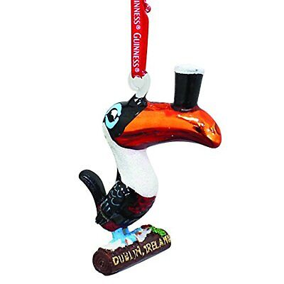 Guinness Christmas Iconic Toucan Bauble