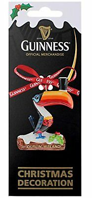 Guinness Resin Iconic Toucan Hanging Decoration