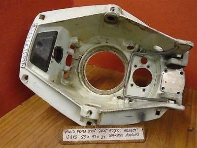 Volvo Penta 270T 280T AQ270T AQ280T Transom Housing Shield Plate Assembly