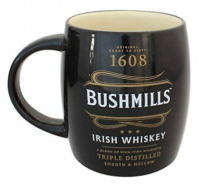 Bushmills Irish Whiskey Barrel Mug- Gift