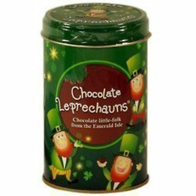 Chocolate Leprechauns in Tin (130g)