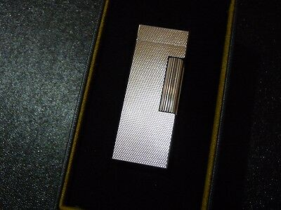 Dunhill New Generation Rollagas  Palladium Barley - Fully Boxed - Excellent