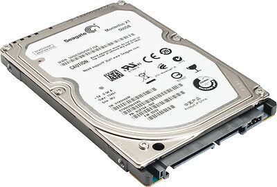 "HDD 2,5"" 500Go Seagate Momentus 7200.4"