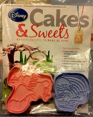 Disney - Cakes And Sweets Magazine - Eaglemoss Collections - Issue 63