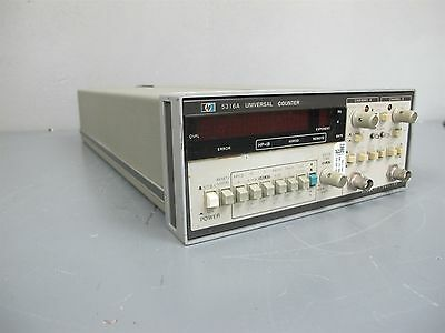 HP Agilent 5316A Digital Universal Counter