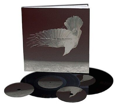 "KATATONIA The Fall Of Hearts - Deluxe 10"" / Vinyl Hardbook Edition"