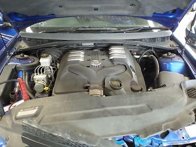 Holden Commodore Engine 3.6, 10H7A Tag (190Kw) Alloy Tech, Vz Sv6 (Black Inlet)