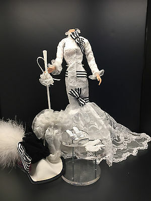 My Fair Lady Ascot Barbie Fashion / Outfit Mint Fits Silkstone