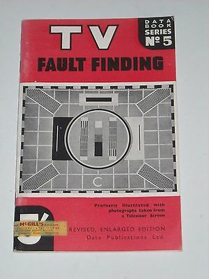 Television TV FAULT FINDING 1956 Receiver Alignment HT Supply