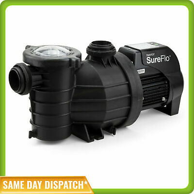 1.0 Hp Pool Pump - Retrofits Onga Ltp750 / Ppp750 / Poolrite Enduro Ep-750