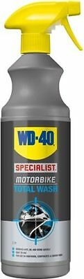 WD40 Total Wash 44174 Bike Motorcycle Motorbike Cleaner Specialist 1 Litre