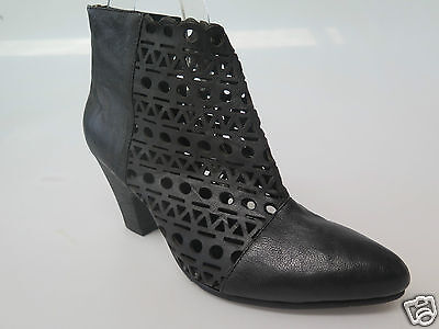 Django & Juliette - new ladies leather ankle boot size 37 #2