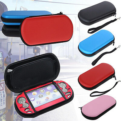 New Hard EVA Pouch Travel Case Carrying Bag for Sony PSP PS Vita PSV 2000/1000