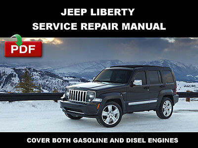 Jeep 2008 2009 2010 2011 2012 Liberty Ultimate Service Repair Workshop Manual