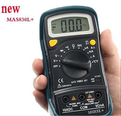Automatic range Digital Multimeter Upgraded version product With Backlight
