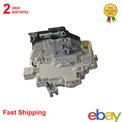 For Audi A4 (07-16) Front Right(Driver Side) 8J2837016A Door Lock Mechanism