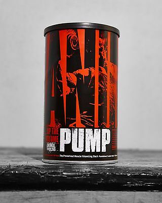 Universal Nutrition �� ANIMAL PUMP - 30 Packs �� Pre Workout Creatine Stack Stak