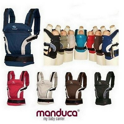 Manduca Organic cotton baby carrier, Germany infant carrier sling baby suspender