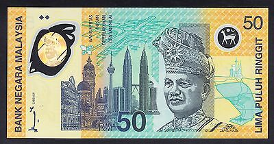 Malaysia 50 Ringgit  1998  UNC  P. 45,   Banknote, Uncirculated