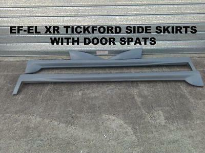 Ford Falcon Ef - El Xr Style Side Skirts With Door Spats