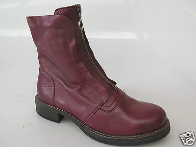 Top End - new ladies leather ankle boot size 37 #7