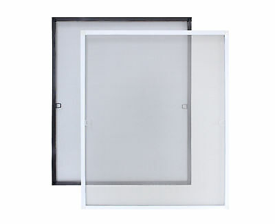 Fly screen Window bars protection Insect aluminium frame Mosquito repellent