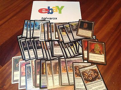 MTG - Lote 50 cartas incoloras- Magic The Gathering