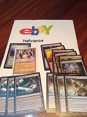 MTG - Lote 15 tierras no básicas- Magic The Gathering