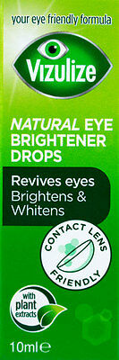 Vizulize Natural Eye Brightener Drops