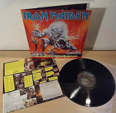Iron Maiden : A Real Live One    -    1993   Lp  Italy