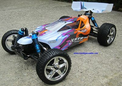 RC Buggy / Car  Brushless Electric HSP 1/10  XSTR-PRO LIPO  2.4G 20792