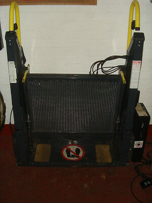 Ricon wheelchair lift and Hydraulic door openers