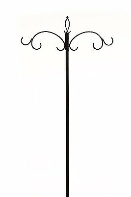 Chapelwood Classic Dining Station Pole Hooks Seed Garden Wild Hanging Feeding