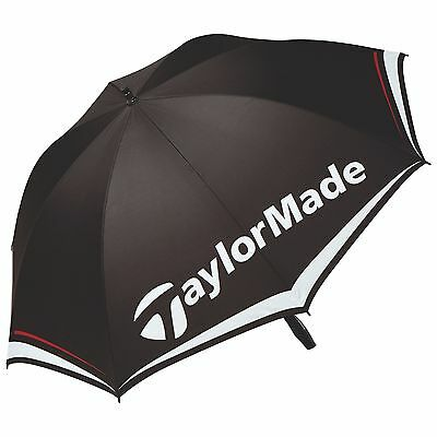 "New For 2017 - TaylorMade Golf Single Canopy 60"" Golf Umbrella"