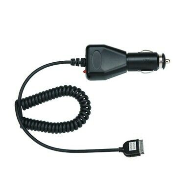 Car Charger Lead Cable For iPod Nano 3G 4G 5G 6G 8gb 16gb 12V 24V