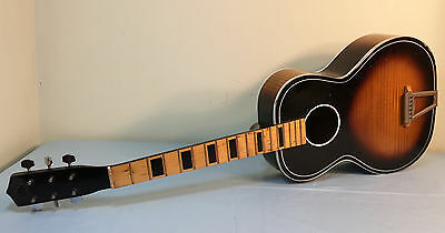 Music Note or Stella Style Acoustic Guitar with No Name