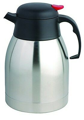 Coox COOX 1.2L Mini Vacuum Insulated Thermal Carafe Pitcher - Unbreakable